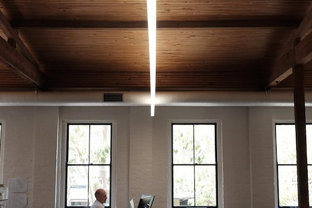 MHN Design Union - Architecturally renovated warehouse