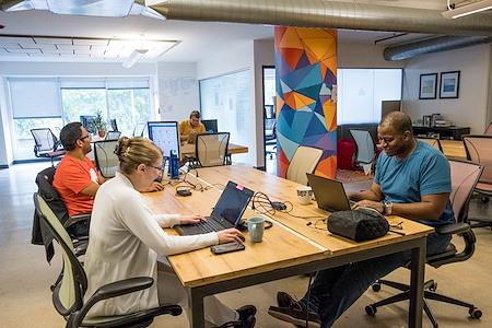 CityCoHo | Philly Nexus - Open office space