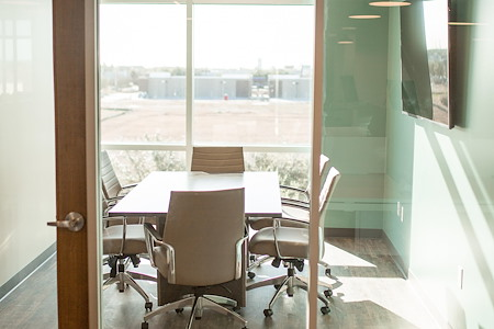 The Work Well - Private Meeting Room with Natural Light