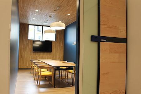 Capital One Café - Glendale - The Blue Room