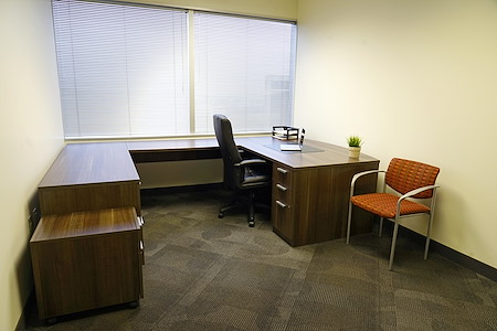 Executive Workspace @ Spectrum - Private Exterior Office
