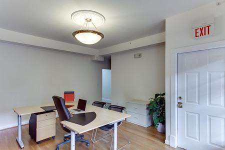 Dupont Circle Business Incubator (DCBI) - Double Office 1st floor Suites 115 & 117