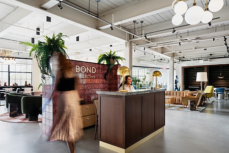 Bond Collective Greenpoint - Coworking Membership