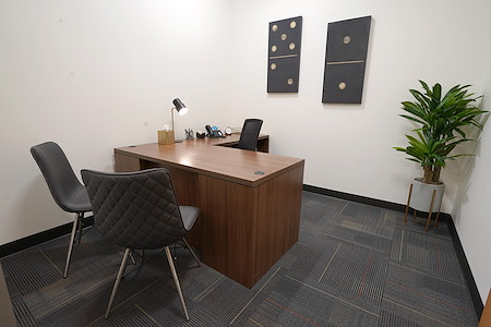 Executive Workspace - Frisco Station - Office Express