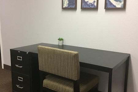 Mesa Meets Here - Dedicated Desk 1