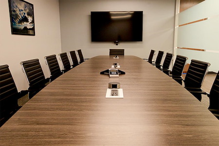 Intelligent Office- Burlingame - Conference Room