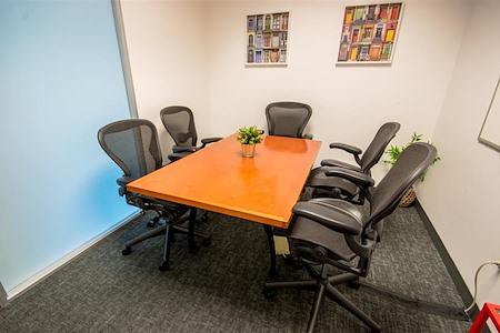 The Port Workspaces @ City Center - Private Team Meeting Room