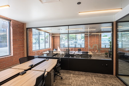 CommonGrounds Workspace | San Jose - Office 117