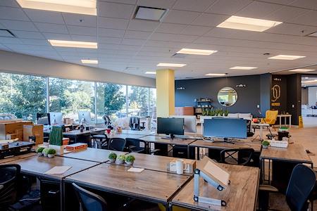 OnePiece Work Santa Clara - Dedicated Desk