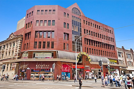 Citymark - Small office at heart of chinatown