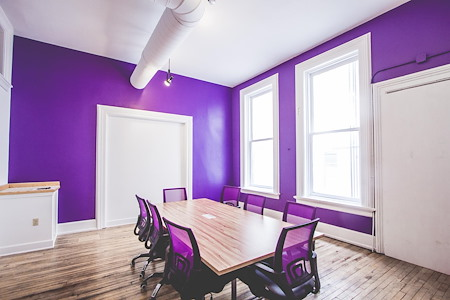 The Hive - Milwaukee St - Conference/Meeting Room