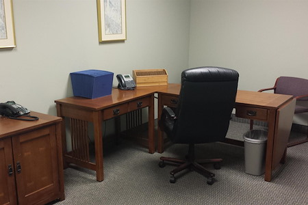 Henderson Business Resource & Innovation Center - Executive Office