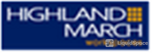 Logo of Highland-March Workspaces, Mansfield