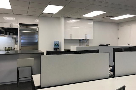 WM Capital Partners - Dedicated Desk