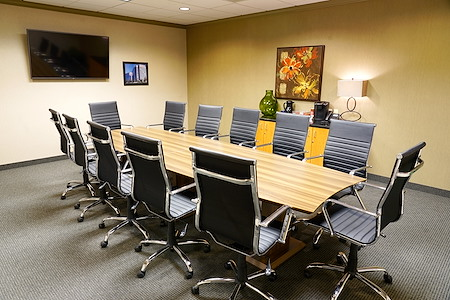 Executive Workspace @ Granite Park Two - Large Conference Room