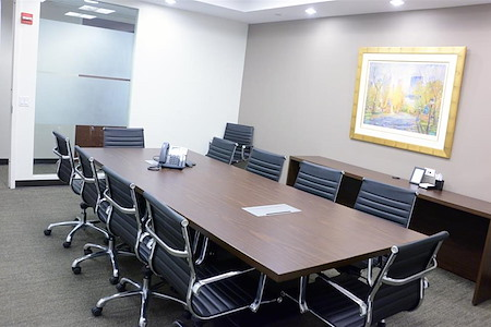 Corporate Suites: 641 Lexington Ave@54th - Conference Room-10 Person