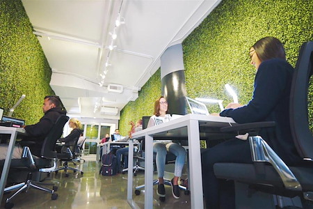 Axis Space Coworking - Central Park