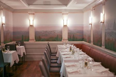 Zingari Ristorante - Florence Room