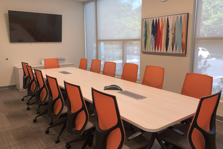 Office Evolution- Mount Pleasant - Cooper Meeting Room