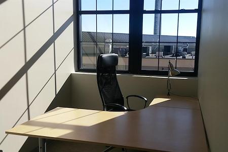 eSpace - Hingham - Street View Window Office