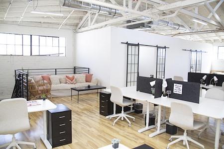 The Forward Female - Dedicated Desk 1