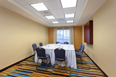 Fairfield Inn & Suites Los Angeles West Covina - Conference Room