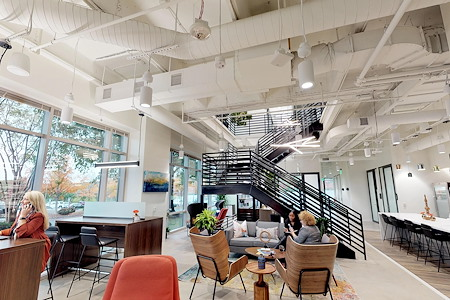Serendipity Labs Alpharetta - North Point - Coworking 10 - LIMITED TIME OFFER