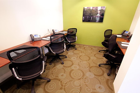 Carr Workplaces - Midtown - Dedicated Desk