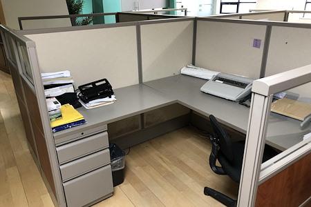 U.S Tech Construction Corp - Open Desk 1