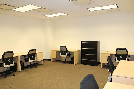Corporate Suites: 1001 6th Ave. (37th) - Midtown Dedicated Desk - Garment/Penn
