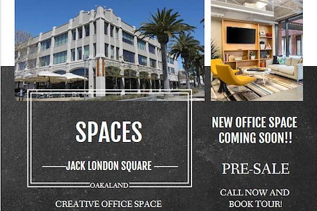Regus | Downtown Berkeley - JACK LONDON SQUARE