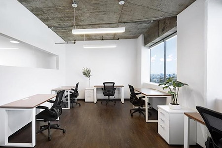 IgnitedSpaces - Team Office for up to 15 with Views