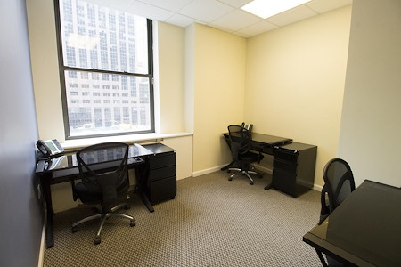 Jay Suites Fifth Avenue - Window Office Space - Hourly
