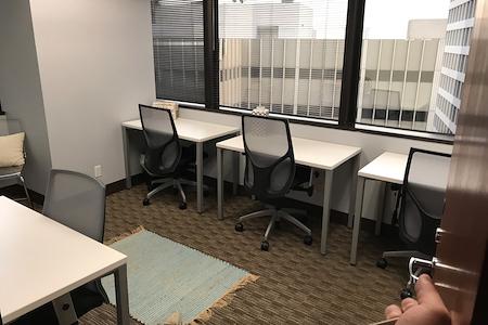 Regus- Wells Fargo Los Angeles - Office Suite