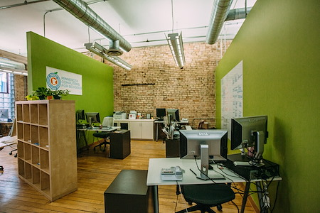 Fueled Collective – Saint Paul Lowertown - Semi-Private Office