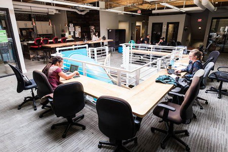 The Port Workspaces @ 101 Broadway - 4 Person Team Office