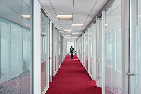 Servcorp - Philadelphia BNY Mellon Center - Private Office with views