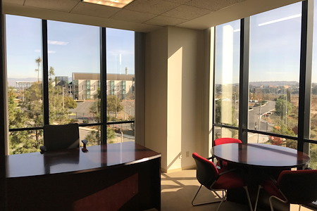 Newport Gateway - Suite #280 - Furnished Corner Office