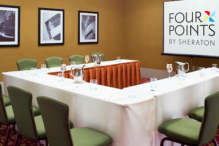 Four Points by Sheraton San Jose Downtown - Southern Pacific Room
