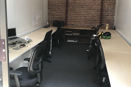 Starfish Mission - Emerging Tech Coworking Space - Day Pass for a Fixed Desk