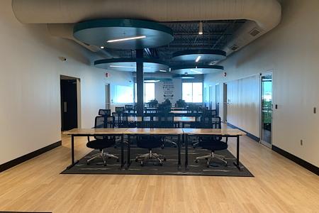 NuvoDesk Coworking - Shared Desk Membership
