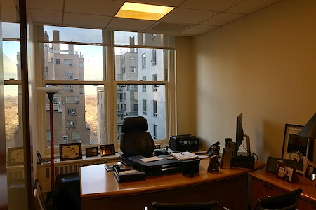 Bevmax Office Centers - Columbus Circle - 1118 - Wonderful Office With Great Views