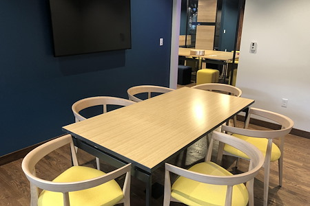 Capital One Café  - South Lake Union - Meeting Room 2