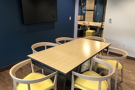 Capital One Café  - South Lake Union - Meeting Room 2