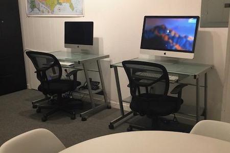 Maybeck Studios/Serendipity Films LLC - Dedicated Desk 1