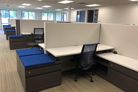 BLANKSPACES | IBASE Irvine - Dedicated WorkStation