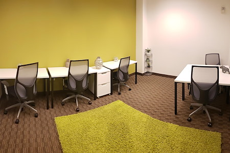 Regus | 580 California - Team Room for up to 6