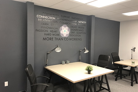 The IncuHub - Dedicated Desk
