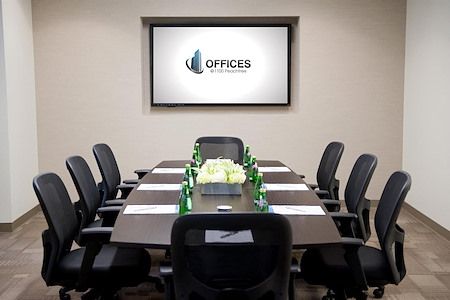 Peachtree Offices at 1100, LLC - Skyview Boardroom