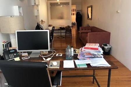 Entertainment PR Company - Office Suite 1